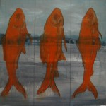 vissenlandschap_2009_40x40cm_krijt_acryl_op_paneel
